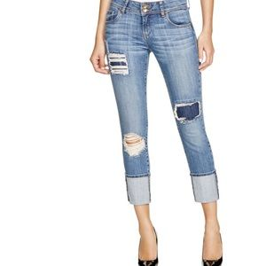 Kut From The Cloth Cameron Straight Leg Jeans
